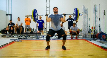 Curso F.Reis Weightlifting L3