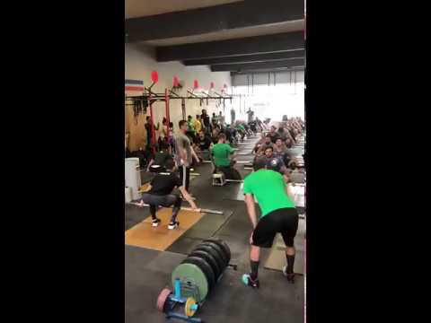 2018 F.Reis Weightlifting Level 1